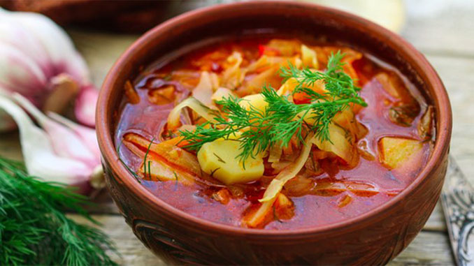 detox cabbage soup recipe