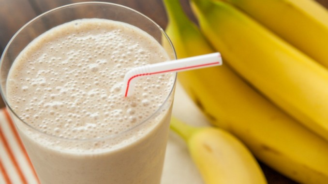 pineapple banana detox smoothie