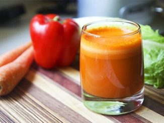 Red Pepper Butternut Juice Recipe